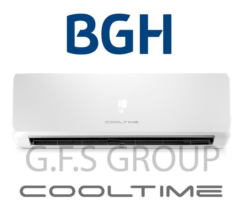 Aire Acondicionado Split Cooltime 4500 Frío/calor -  Bgh