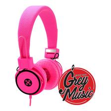 Auriculares Moki Acc Hphyp Hyper Headphone - Pink