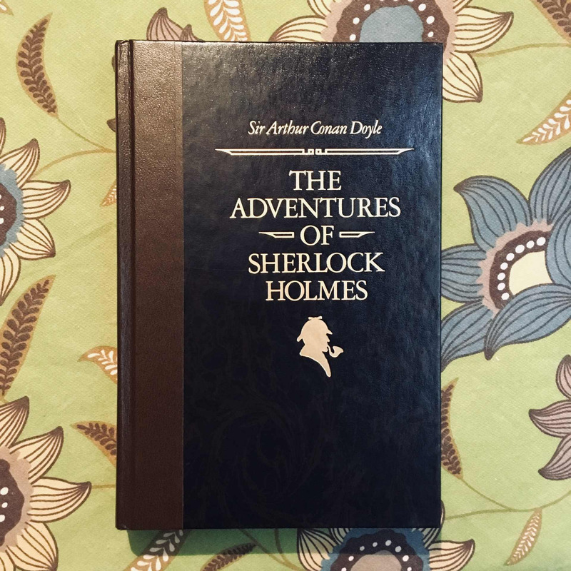 Sir Arthur Conan Doyle. THE ADVENTURES OF SHERLOCK HOLMES.