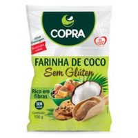 Farinha de Coco - 100g - Copra