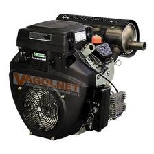 Motor A Explosion 20 Hp 650cc Bicilindrico Arranq Elec Niwa