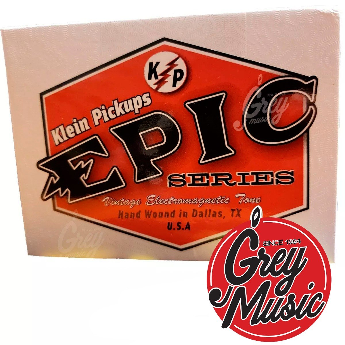 Microfonos Klein Epic Jazzy Cat Para Stratocaster John Mayer