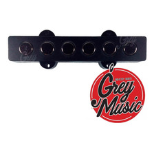 Microfono Cool Parts Cpjb096b Jazz Bass 6 Cuerdas Bridge
