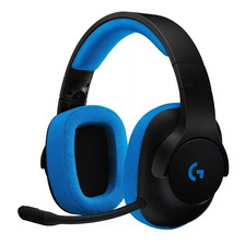 Auricular Gaming Logitech G233 Prodigy Gamer Pc Xbox Ps4