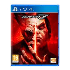Tekken 7 Ps4 Fisico Sellado Nuevo Original