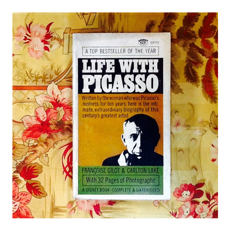 Gilot & Lake.  LIFE WITH PICASSO.