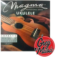 Encordado Magma De Ukelele Soprano Uk100nt Cuerdas De Nylon