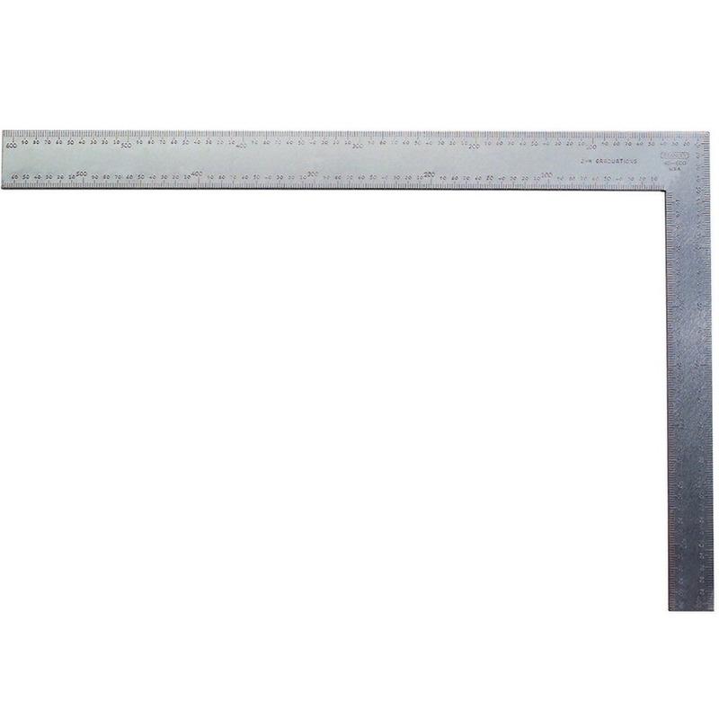 Esquadro de Aço para Carpinteiro - 45-600 - Stanley