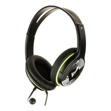 Auriculares Genius Hs 400a Overear C/microfono Vincha Pc