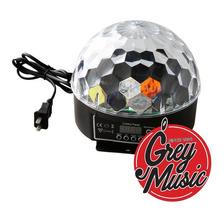 Cr-laser Macrolite Media Esfera Magic Ball Light Dmx Cls155