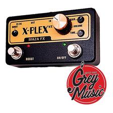 Maza Fx Xp Xplex V2 Emula Sonido De Los Ampli Marshall Plex
