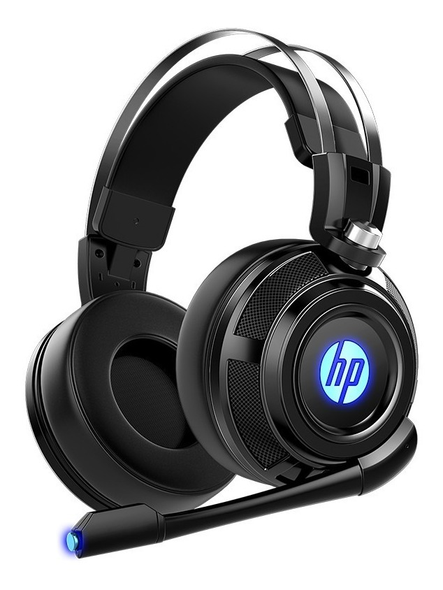 Auriculares Gamer Hp H200 Microfono Led Pc Ps4
