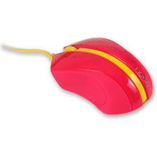 Mouse Usb 1200 Dpi Colores Optico Ngm-420 Noga Net