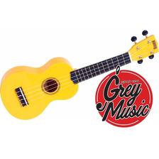 Ukelele Soprano Mahalo Mr1yw Amarillo C/ Funda  - Grey Music