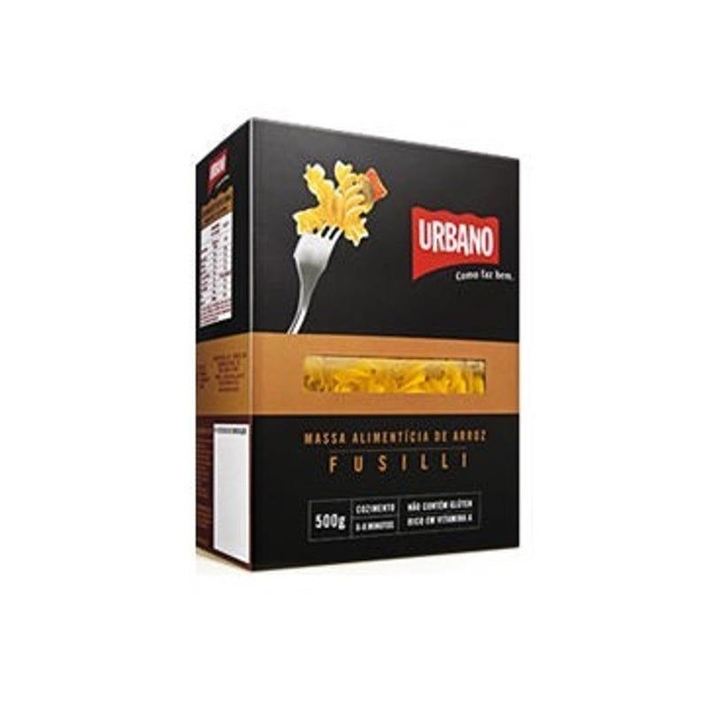 Macarrao de Arroz Fusilli Premium - 500g - Urbano