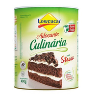 Adocante em Po Culinaria - 400g - Lowcucar