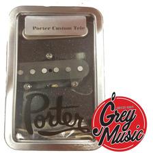Micrófonos Porter Pickups Custom Tele Set Guitarra Eléctrica