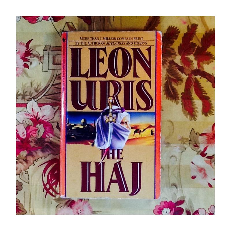 Leon Uris.  THE HAJ.