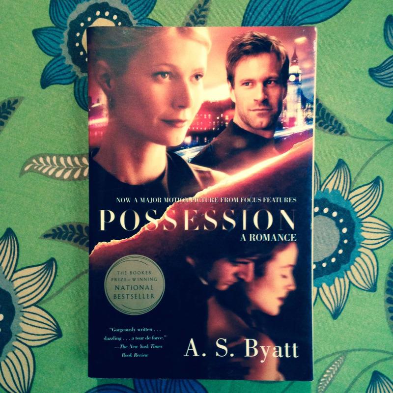 A.S. Byatt. POSSESSION.