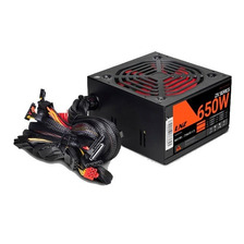 Fuente Lnz 650w Zx650-ls Gamer Pc Psu