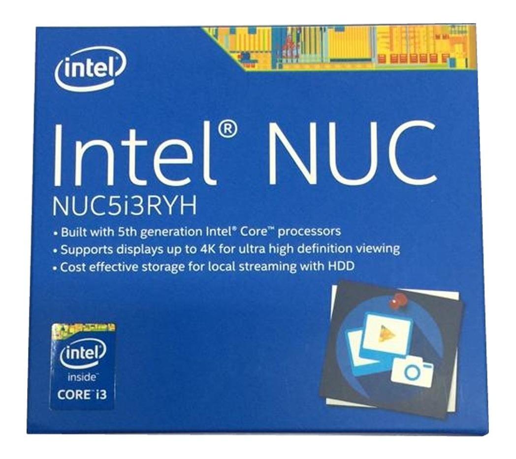 Mini Pc Intel Nuc Core I3 Wifi  Bluetooth Hdmi Nuc5i3ryh