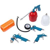 Jogo de Acessorios para Compressores de Ar (Engate Rapido) - 1444BR - Gamma Ferramentas