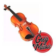 Violin Stradella Mv1413 4/4 Con Arco  Resina Y Estuche