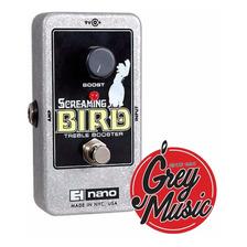 Pedal Electro Harmonix 140329 Screaming Bird Treble Booster