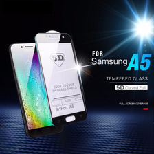 Nuevo Glass Templado 5d J5 J7 Prime A5 A7 2017 J7 Pro Curvo