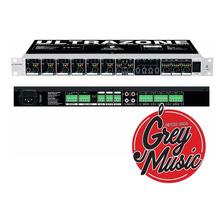 Divisor De Zonas Mixer Behringer Zmx8210 8 Canales Grey