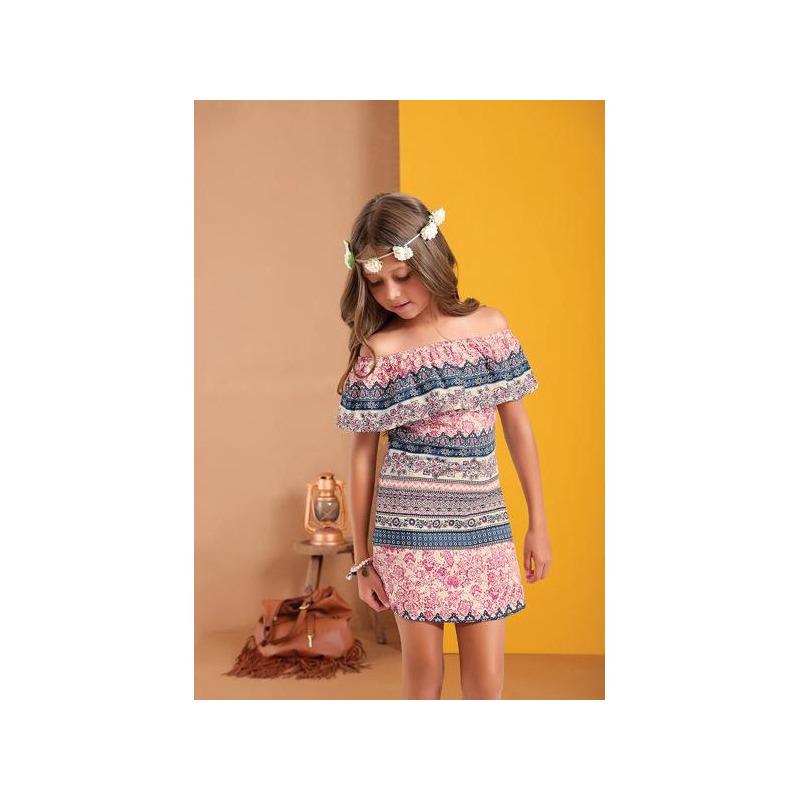 Vestido niña 011141
