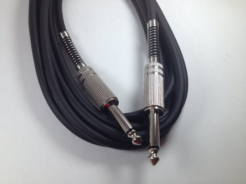 Cable Guitarra Bajo Elipse Ep3e Plug Plug 3 Metros Profesion