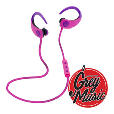 Auriculares Moki Acc Hpoctp Octane Bluetooth Earphones Pink