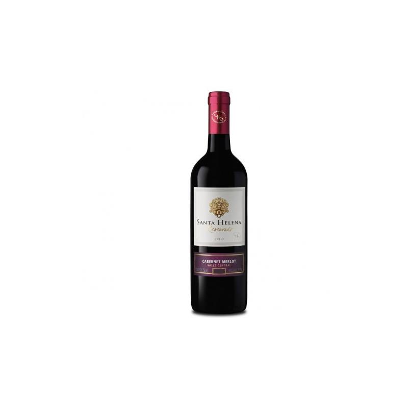 Vinho Fino Cabernet/Merlot Reservado 750ml - Santa Helena