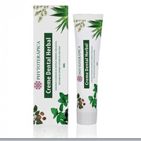 Creme Dental Herbal Adulto - 80g - Phytoterapica