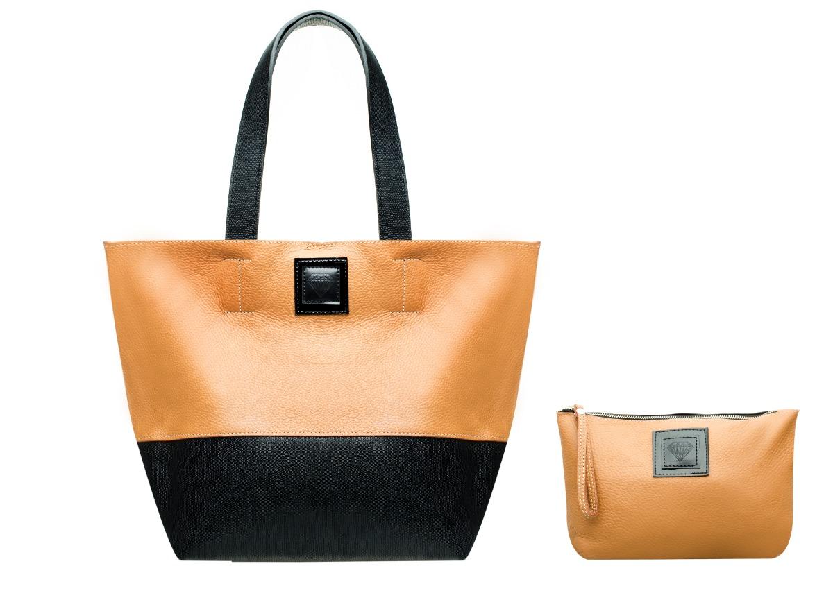 Tote Bag Frida Suela / Negro