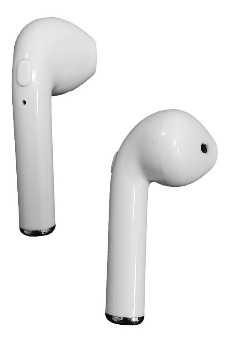Auriculares In Ear Bluetooth Tws Iqual B7 Manos Libres Full