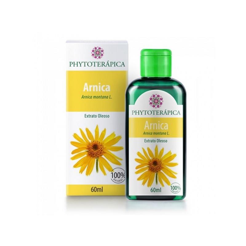 Oleo Vegetal de Arnica - Phytoterapica 60ml