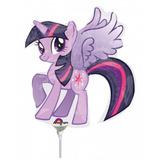 globo my little pony violeta 35cm desinflado