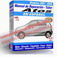 Manual de Reparacion Taller Dodge Atos 2001 2002 2003 2004 2005