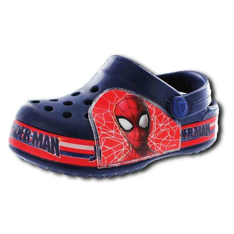 Sandalia Azul Marino Spiderman T03801