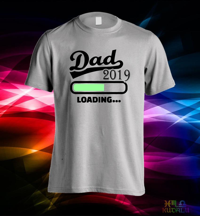 Remeras Estampadas Día Del Padre Dad Loading