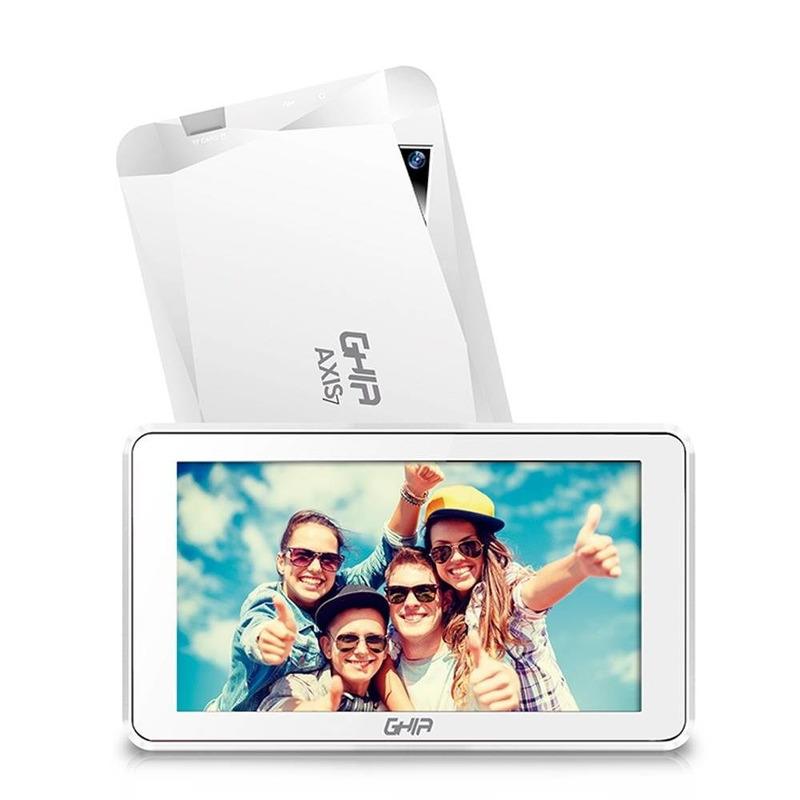 Tablet Ghia Axis7 Wifi T7718B Android 7 8Gb Blanca