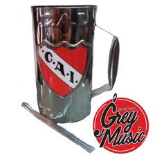 Vaso De Guiro Independiente Vaso Guira 3/4 L. De Aluminio