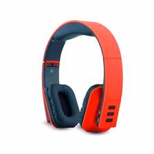 Auricular Bluetooth Panacom Bl1354 Vincha Plegable Microfon