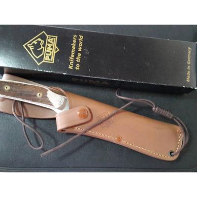 cuchillo puma bowie 6376