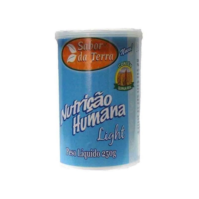 Nutricao Humana Light - 250g Sabor da Terra