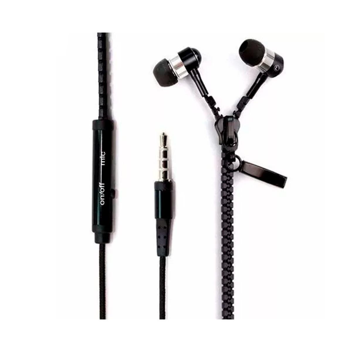 Auricular Intrauditivo In Ear Con Manos Libres Cierre Inova