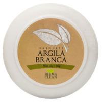 Sabonete Redondo de Argila Branca - 110g - DermaClean