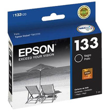 Combo Cartucho Epson 133 N1-c3 Original 1 De Cada Color